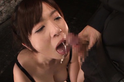 Wakaba onoue. Wakaba Onoue Asian has hot assets out of bra while