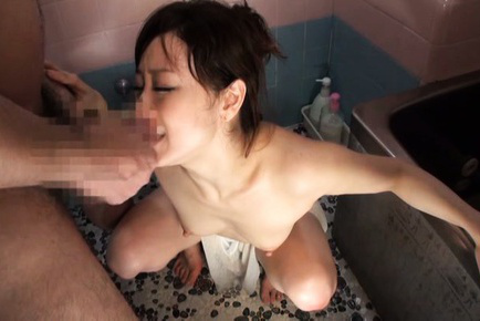 Japanese av model. Japanese AV Model gets a lot of cumshot on